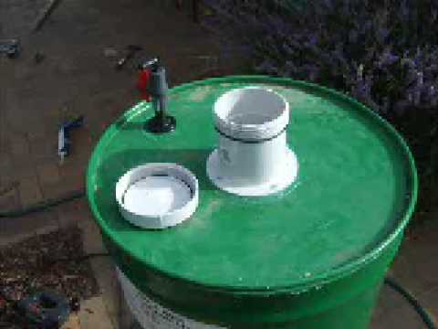 anaerobic methane digester how to, including biogas scrubbing