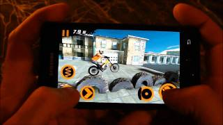 Trial Xtreme 2 Racing Sport 3D videosu