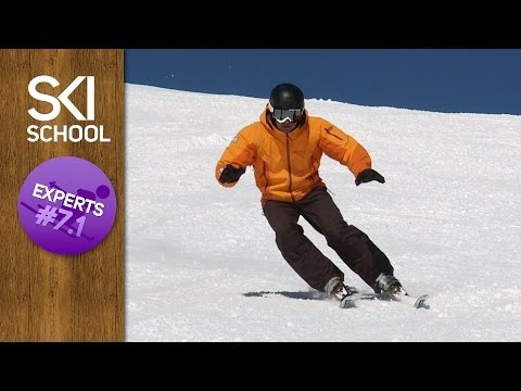 SKI - http://www.SkiSchoolApp.com. Body position is an essential element of all skiing, get it right and it will make a big difference to the performance of your t...