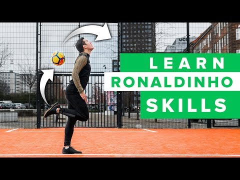LEARN THE BEST RONALDINHO SKILLS