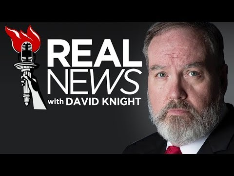 LIVE 🗽 REAL NEWS with David Knight ► Alex Jones Infowars Stream One