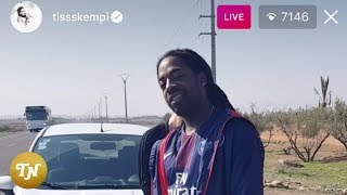 Video Kempi & Salut! - Chillend In Marokko (prod. MMPM & Darr3n) MP3, 3GP, MP4, WEBM, AVI, FLV Juni 2018