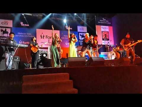 Shibani Kashyap Staying Alive Kala Ghoda Festival 2016
