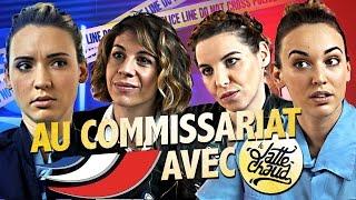 Video Au Commissariat Avec...- LE LATTE CHAUD MP3, 3GP, MP4, WEBM, AVI, FLV Mei 2017