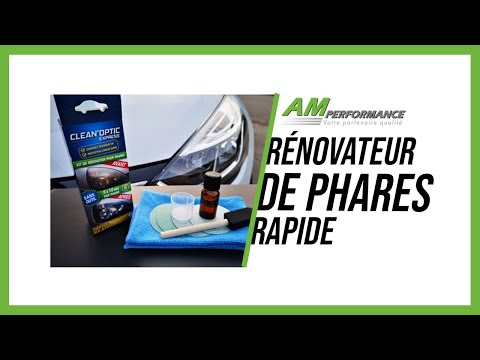 comment nettoyer optique phare clio 2