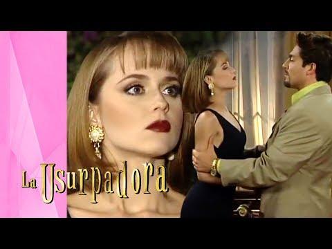 ¡Paola está perdiendo a Carlos Daniel!  | La Usurpadora - Televisa