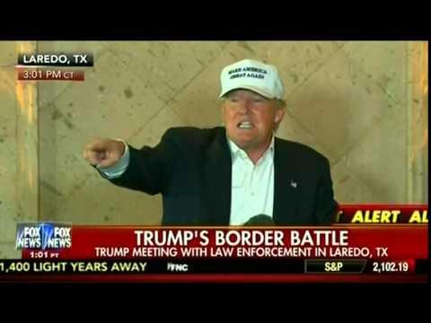 Trump Shouts Down MSNBC's Jose Diaz Balart:
