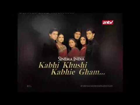 FILM INDIA KABHI KHUSHI KABHIE GHAM I SUARA INDONESIA