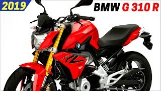9. NEW 2019 BMW G 310 R Updated With New Colors Options
