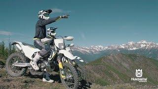9. 2018 new Husqvarna Enduro 2-Sroke 'Explore uncharted territory' promo video