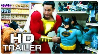 SHAZAM Trailer #3 Official (NEW 2019) Superhero Movie HD