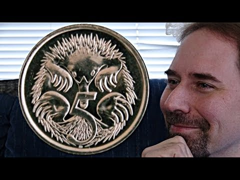 Australia 5 Cents 1995 Coin