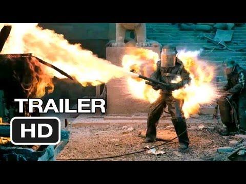 Stalingrad 3D Official Trailer #1 (2013) - Thomas Kretschmann WWII movie HD