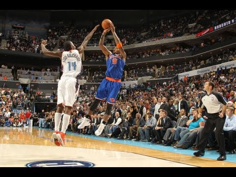 NBA YouTube Channel's Top 10 JR Smith Plays of the 2012-2013 NBA Regular Season