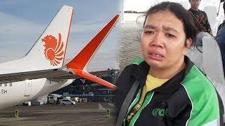Video Kesaksian Driver Ojol Mengaku Lihat Pesawat Lion Air Terbang Miring dan Keluarkan Asap MP3, 3GP, MP4, WEBM, AVI, FLV Desember 2018