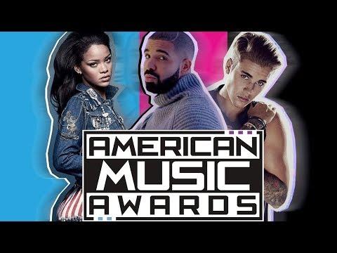 Lista de ganadores de los American Music Awards 2017 (VIDEO)