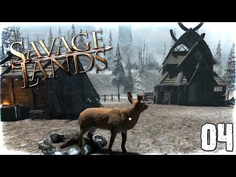 геймплей Savage Lands