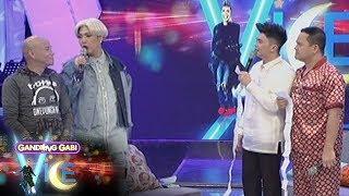 Video GGV: Vice-Kiray vs. Vhong-Bayani MP3, 3GP, MP4, WEBM, AVI, FLV Mei 2018