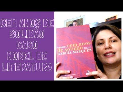 Cem Anos de Solidão de Gabriel Garcia Marquez   Mês Literatura Latina