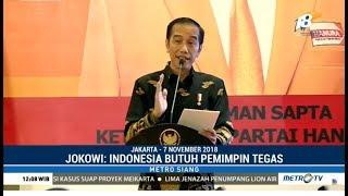 Video Jokowi: Ada yang Tegas, Tapi Suka Marah-marah MP3, 3GP, MP4, WEBM, AVI, FLV November 2018