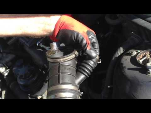 Fixing A BMW E46 325xi With Rough Idle Oil Leak And Lean Codes
