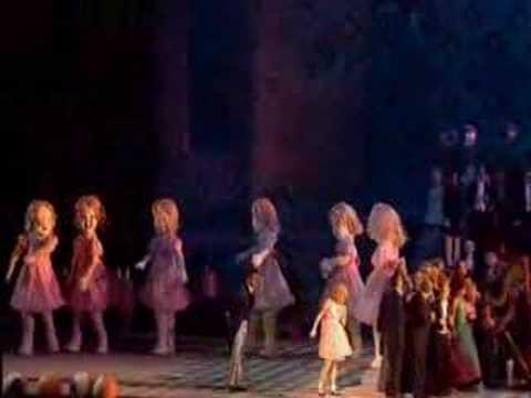 "youtube natalie dessay olympia From paris to vienna, natalie dessay sang mozart (königing der nacht, konstanze, concert's arias), richard strauss (zerbinetta in ariadne auf naxos, sophie in rosenkavalier, aminta in die schweigsamefrau), but it is in french repertoire she made her ""debut"" with olympia in opera de paris and lakmé in opéra."