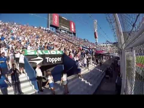 HINCHADA HD Parte 1 | Velez 2 Vs Aldosivi 0 | Torneo 2015 | Fecha 01 - La Pandilla de Liniers - Vélez Sarsfield