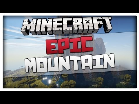 Minecraft Seeds – BEST MOUNTAIN SEED EVER! THE MOST EPIC SEED! 1.8.3 / 1.8 / 1.7
