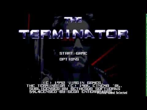 robocop versus the terminator megadrive