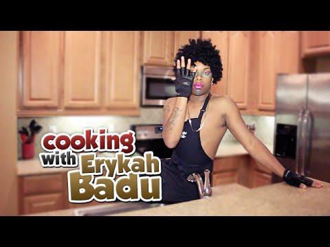 134. Cooking with Erykah Badu