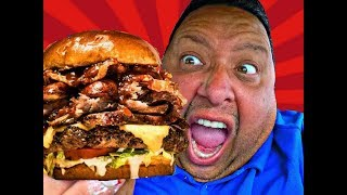 Video Chili's® Grill & Bar...The New Boss Burger REVIEW! MP3, 3GP, MP4, WEBM, AVI, FLV Juni 2018