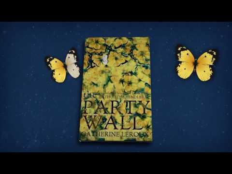 Catherine Leroux's The Party Wall (translated by Lazer Lederhendler) (видео)