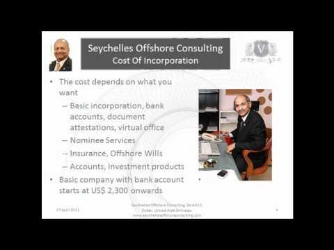 Incorporate Company Seychelles