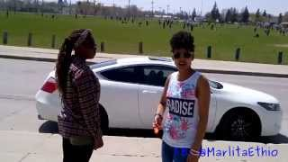 Habesha Girl Gives A Ride