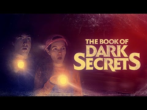 The Book of Dark Secrets A Chris  Jack Sketch