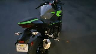 7. 2019 Kawasaki Ninja 400 Review