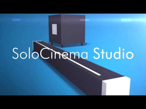 SoloCinema Studio | Definitive Technology Sound Bar