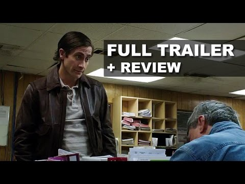 Jake Gyllenhaal - Nightcrawler debuts its official trailer for 2014, Jake Gyllenhaal's Oscar bid! Watch it today with a trailer review! http://bit.ly/subscribeBTT Nightcrawler debuts its official trailer for...