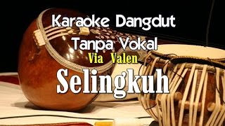 Video Karaoke Via Valen   Selingkuh MP3, 3GP, MP4, WEBM, AVI, FLV Mei 2018