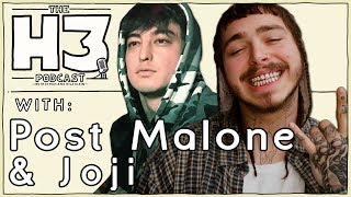 Video H3 Podcast #7 - Post Malone & Joji MP3, 3GP, MP4, WEBM, AVI, FLV Januari 2018