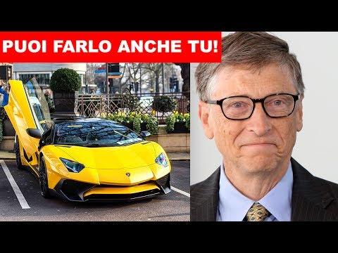 5 abitudini dei miliardari per avere successo!