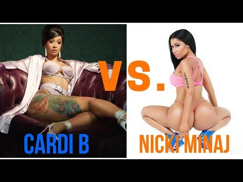 Asking Google Who Has The Fatter Ass l Nicki Minaj vs. Cardi B