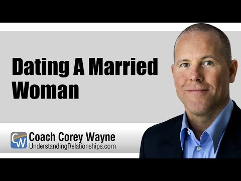Dating A Married Woman