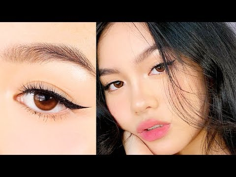 Must-know Tips: Winged Eyeliner (hooded Asian Eyes) Tutorial ♡ Jessica Vu