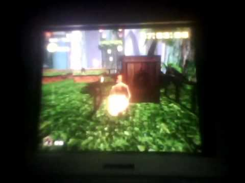 Sonic Adventure 2 Battle gameplay: White Jungle A Rank