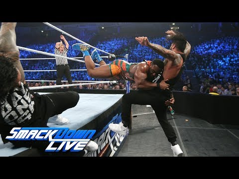 The New Day vs. The Usos - Winners captain Survivor Series Tag Match: SmackDown LIVE, Nov. 6, 2018
