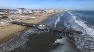 Ocean City (MD) United States  City new picture : Aftermath of Winter Storm Jonas in Ocean City, MD
