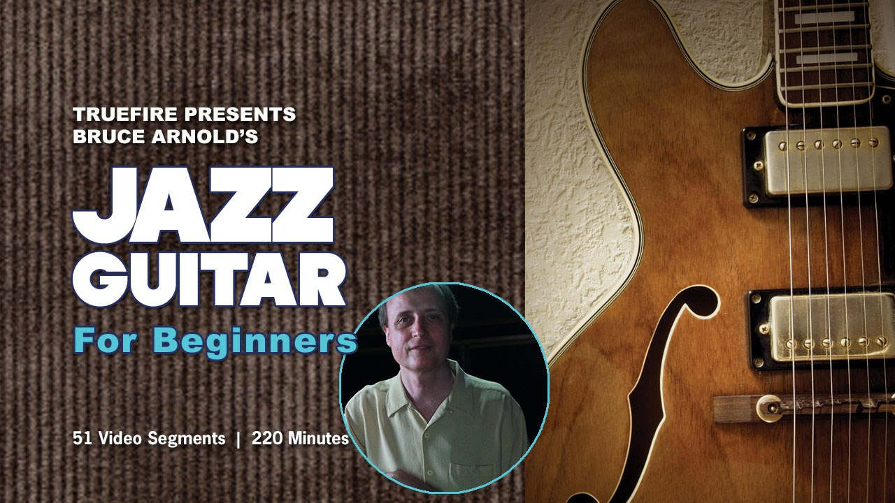 How to Play Jazz Guitar – #1 Introduction – Guitar Lessons for Beginners