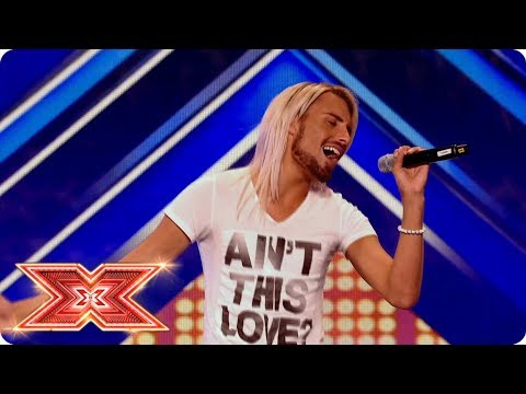 Rylan Clark's Unforgettable Audition | The X Factor UK