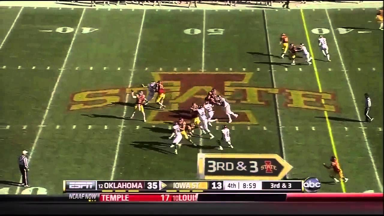 Tony Jefferson vs Iowa State (2012)